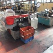 Břeclav Production - strojní vybavení
